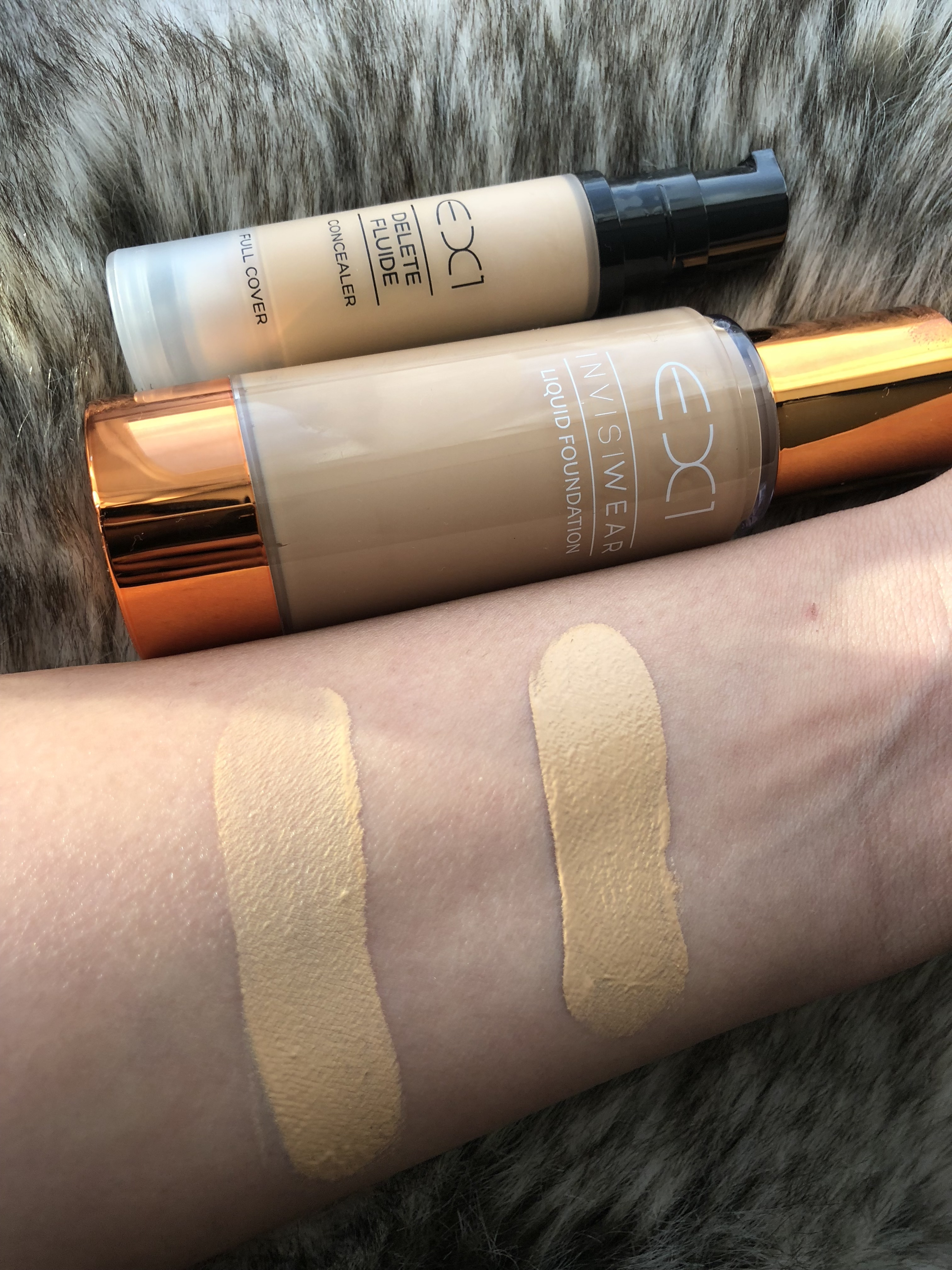Delete Fluide Concealer By Ex1 Cosmetics
